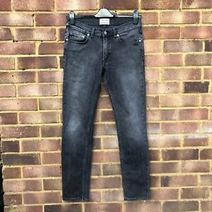 Acne Studios 'Ace Phantom' Skinny Washed Out Grey Jeans Size 32/32