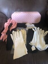 New listing 10 Pairs Womens Vintage Gloves With Box