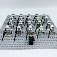 20x Clone Trooper Mini Figures (LEGO STAR WARS Compatible)