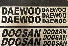 Doosan Excavator for sale | eBay