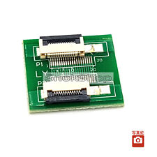 0.5mm 12 pin to 12 pin FPC FFC FLAT FLEX CABLE INCREASING SCREEN LINE EXTENSION