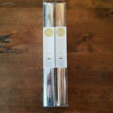 """Minc Reactive Foil Combo Pack 6.5/""""X12/"""" 4//Pkg Silver /& Gold 718813701860"""