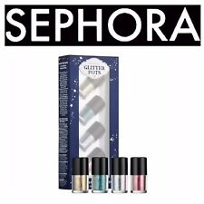 SEPHORA Glitter Pots New In Box Gift Set Christmas Makeup Set For Mom