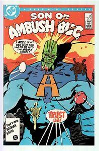 Son of Ambush Bug #4 1986 VF+ (DC)