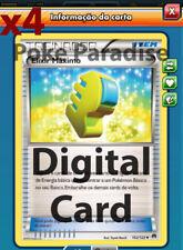 4x Max Elixir PLAYSET Pokemon TCG Online !! PTCGO Digital Card !!