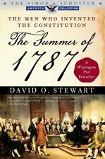 The Summer of 1787: The Men Who Invented the Constitution (Simon & Schuster Amer