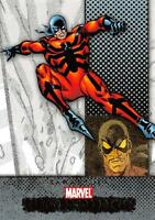 TARANTULA / Marvel Beginnings Series 1 BASE Trading Card #82