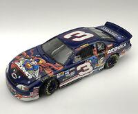 1999 Dale Earnhardt Jr #3 1:24 Action Racing NASCAR AC Delco Superman BANK