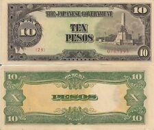 FILIPPINE - Philippines 10 pesos 1943 FDS UNC