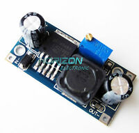 2pcs Output1.23V-30V DCDC Buck Converter Step Down Module LM2596 Power Supply Go