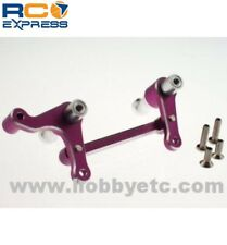 GPM Racing HPI Nitro Mt Rs4 3 Purple Aluminum Steering NMT4048