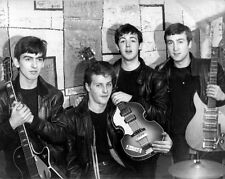 "Beatles at The Cavern Club 10"" x 8"" Photograph no 9"
