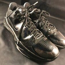 hot sale online 4fafa d2dbf Nike Zoom Kobe 5 V Blackout BLACK WHITE RARE MENS US 11.5, 45.5 EUR 386429