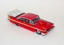 Danbury Mint 1958 Plymouth Fury Pro Street Pro Mod 1:24 Scale Die Cast Model Car