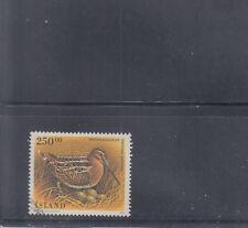 ICELAND 1995 Bird Sc 809 fine used