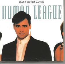 HUMAN LEAGUE Love is All That EXTEND & DUB PROMO JAPAN MINI 3 INCH CD single CD3