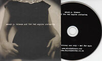 MICAH P. HINSON & THE RED EMPIRE ORCHESTRA S/T 2008 UK 11-track promo CD