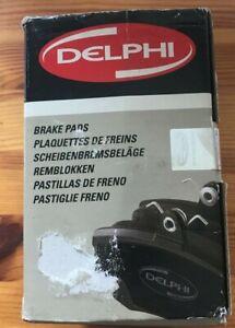 DELP LP2087 Brake Pads Set Rear for VW Multivan Caravelle / Transporter