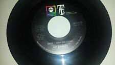 RAY CHARLES JIMMY LEWIS If It Wasnt For / When I Stop Dreaming ABC 11170 SOUL 45