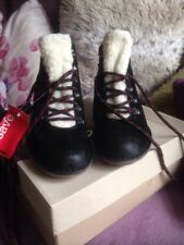 Clarks Marsden Grace Ankle Boot Size 6 New In Box