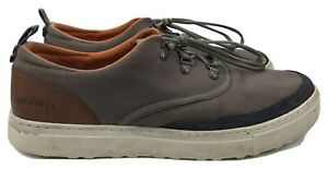Men's 13 - Merrell Zapatilla Valley Classic Castle Rock Low Sneaker Boots Canvas