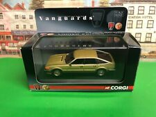 Vanguards Corgi  1:43 scale Rover 3500 SE (SD 1) Gold VA 09008 DIE CAST MODEL