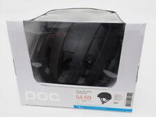 New! POC Omne Air Spin Road Cycling Helmet Size Medium 54-59 cm Black