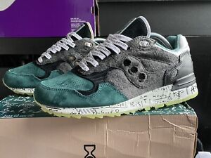 Saucony X AFEW Shadow 5000 Space And Time Uk9.5
