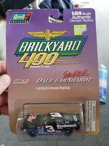 Dale Earnhardt 1998 Brickyard 400 1/64 Revell Car 1 of 20,016 Diecast