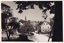 uralte AK, Photo-AK, Siebenlehn in Sachsen, Blick von Sdl. Breitenbach
