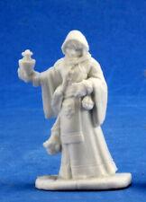 1 x OLIVIA PRETRE MERCENAIRE - BONES REAPER figurine miniature rpg cleric 77396