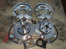 LEGENDARY 1967 1968 69 FORD FAIRLANE ORIGINAL FRONT DISC 4 PISTON CALIPERS  BEST