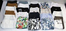 Lot of 70 Women's Golf Shorts Skirts Skorts Kiona Tail Antigua Golfino Adidas