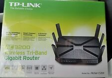 New  Sealed TP-LINK AC3200 Tri-Band Wireless Gigabit Wi-Fi Router (Archer C3200)