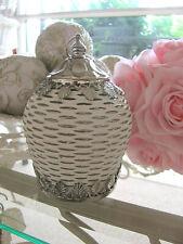 Elegant White Light Up Glass Hanging Free Standing Moroccan Metal Lantern