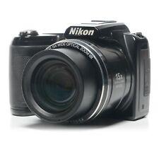 New ListingNikon Coolpix L110 12.1 Megapixel Mp Digital Point & Shoot Camera - Tested