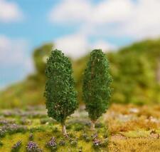 Faller 181220 HO 2 Premium Juniper Trees # NEW ORIGINAL PACKAGING #
