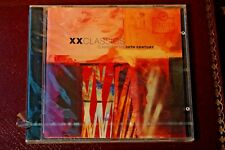 Rare XX Classics 20th Cent on Virgin Classics Digital 20 Tracks CD Sealed 77min