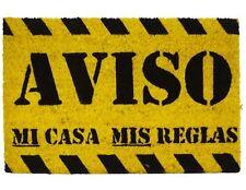 FELPUDO AVISO. ¡ENTREGA 24/48 HORAS!.