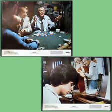 Tribute - 1980 lobby cards 1 & 8