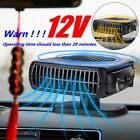 12V 500W Car Auto Heater Demister cooler dryer dehumidifiers defroster 2 in1