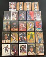 1990s Basketball Rookie Card Lot - McGrady, Hill, Penny, Webber, Kidd, Allen+