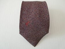 VALENTINO CREATION SILK TIE SETA CRAVATTA MADE IN ITALY 58
