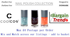 Cool Cos Denmark Paraben Parfum Free Cosmetic NAIL POLISH Colours #BargainTrend