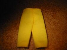 Dawn Doll, Van Football Yellow Football Pants in Very Good Condition
