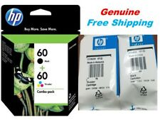 Genuine HP 60 Ink Cartridge Combo for HP 2680 C4650 F4580 Printer-NEW