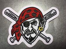 Pittsburgh Pirates MLB Home Uniform Jersey Sleeve Logo Patch