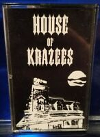 House of Krazees - Homebound Black / White Cassette Tape twiztid hok the r.o.c.