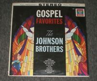 Gospel Favorites The Johnson Brothers~Christian~Xian~SEALED/NEW~FAST SHIPPING!!