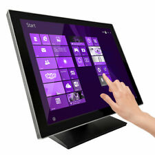 """19"""" Pro Series Capacitive LED Backlit Multi-Touch Monitor, True Flat Seamless"""